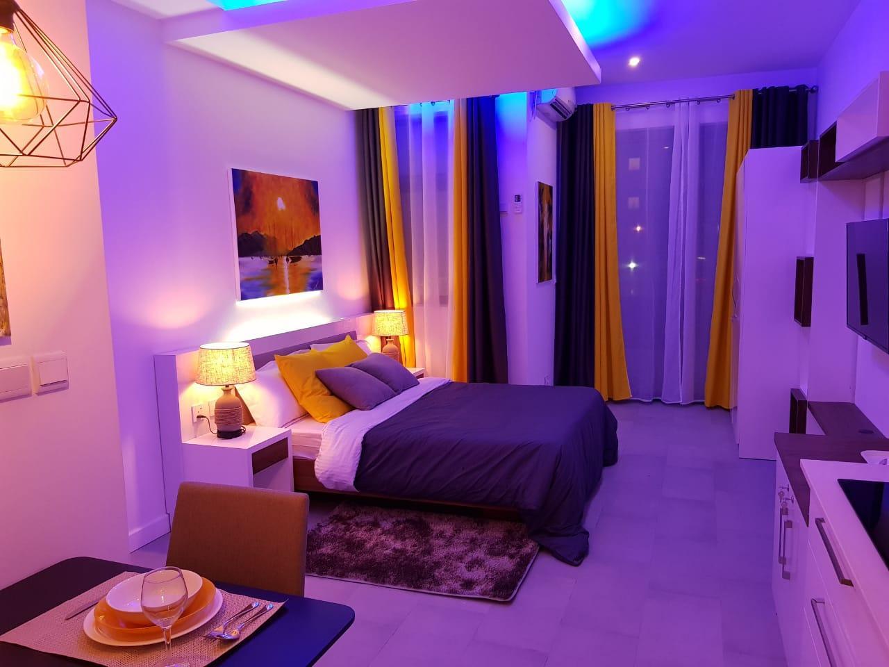A louer – Magnifique studio meublé et équipé de 38 m2 à Ebène.