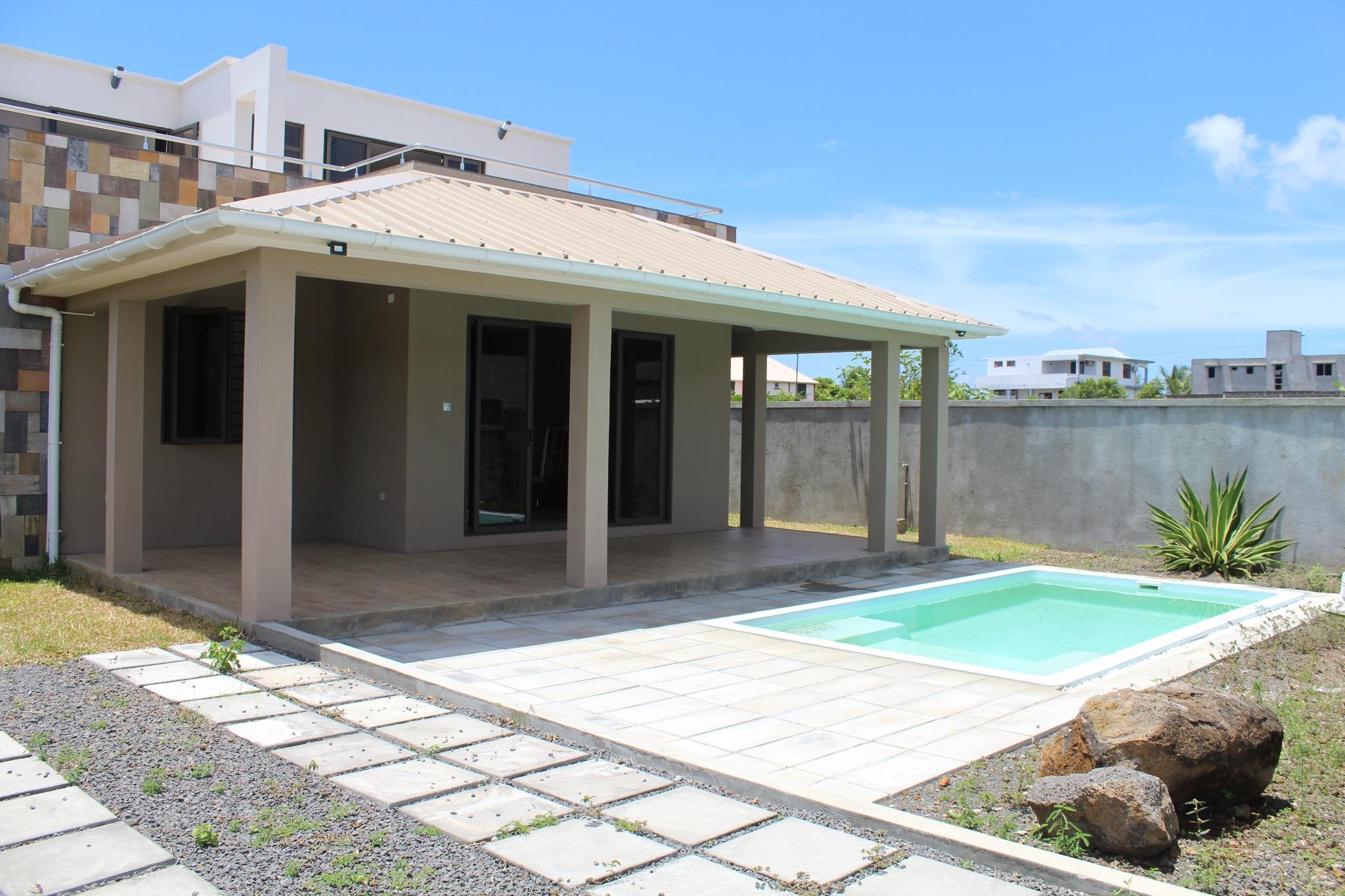 A VENDRE – Belle maison meublée de 250 m2  à Beau Vallon.