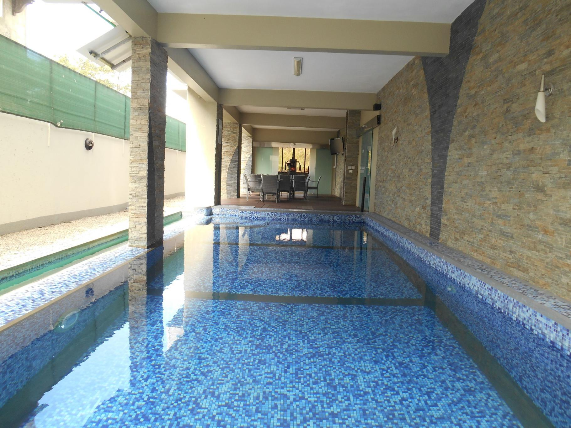 FOR SALE – Furnished and equipped apartment of 99 m2 on the 3rd floor (with lift)  in Flic-en-FlaC