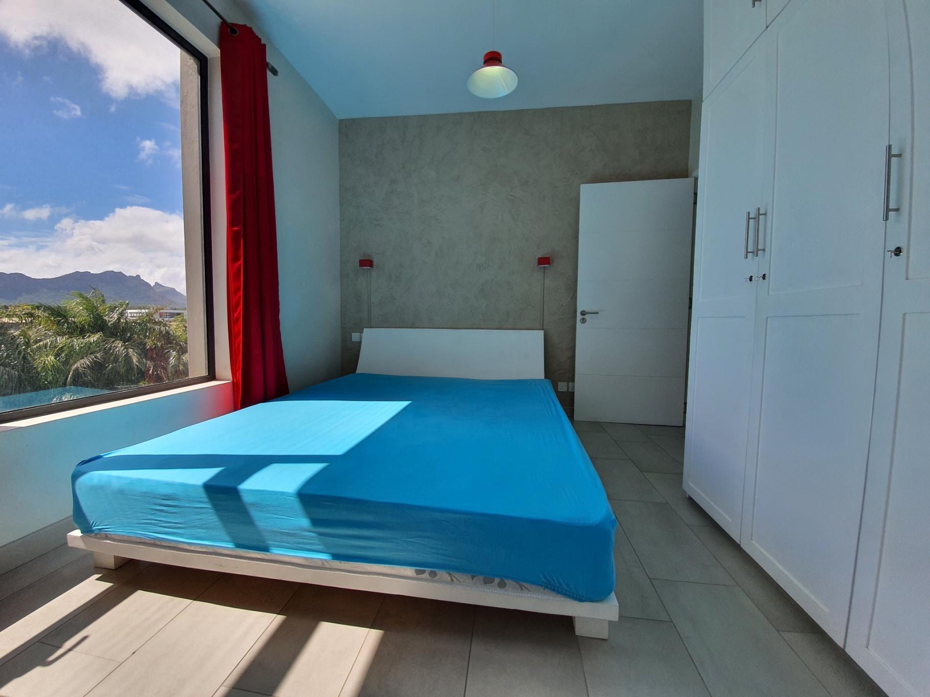 A louer – Magnifique appartement meublé et équipé de 83 m2 à Ebène.